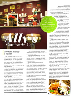 Fourth gallery image of allyscomfortcafe