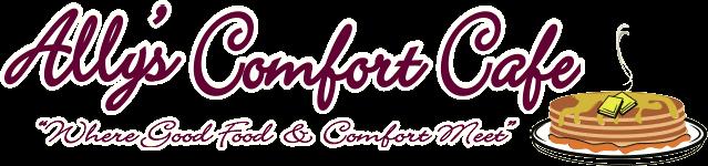 Logo of allyscomfortcafe